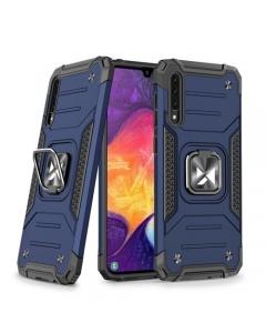 Capa Samsung Galaxy A50 Ring Armor Azul