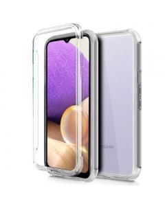 Capa Samsung Galaxy A32 5G Duplo Acrilico 360 Transparente