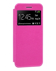 Capa Alcatel 3X 2020 Flip Alta Qualidade Rosa