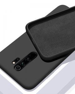 Capa Xiaomi Redmi 9 Silky Preto