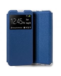 Capa Samsung Galaxy A32 4G Flip Alta Qualidade Azul