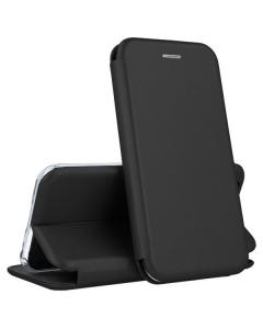 Capa Xiaomi Mi 10 Lite Flip Lux Preto