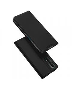 Capa Huawei P Smart 2021 Flip DX Preto c/ Apoio