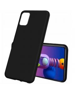 Capa Samsung Galaxy M51 Gel Preto